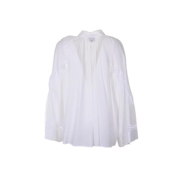 ドンダップ シャツ レディース トップス Dondup Shirt Bianco