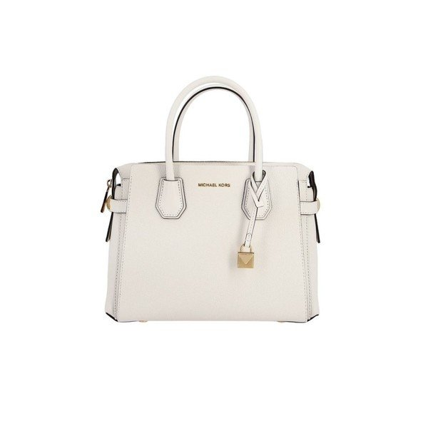 マイケルコース トートバッグ レディース バッグ Michael Michael Kors Handbag Shoulder Bag Women Michael Michael Kors white