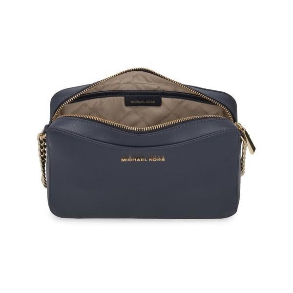マイケルコース ショルダーバッグ レディース バッグ Michael Kors Crossbodies Leather Shoulder Bag blue