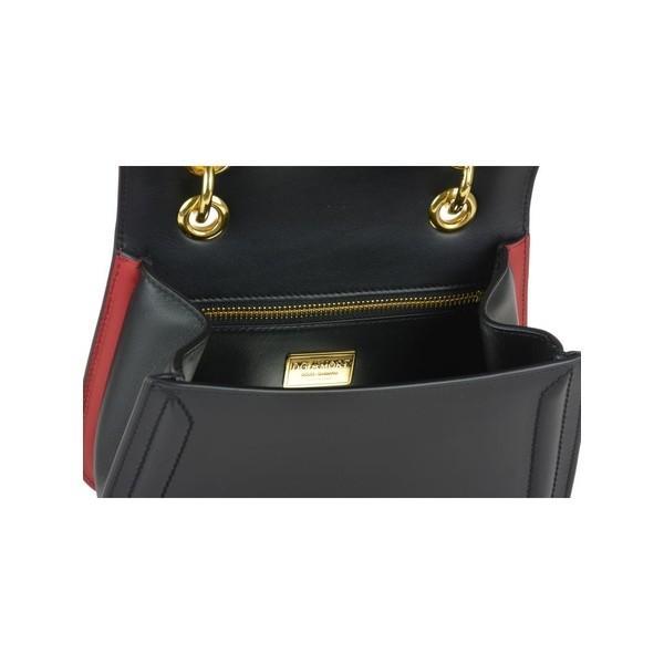 ドルチェ&ガッバーナ ショルダーバッグ レディース バッグ Dolce & Gabbana Dg Amore Bag Black