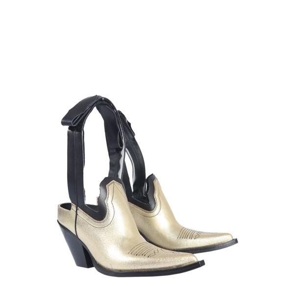 マルタンマルジェラ ブーツ&レインブーツ レディース シューズ Maison Margiela Leather Boots ORO