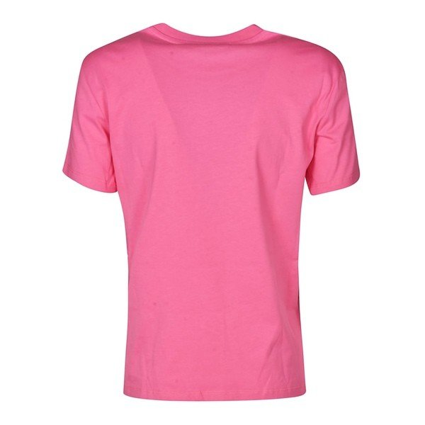 エムエスジイエム カットソー レディース トップス MSGM Logo Print T-shirt 0