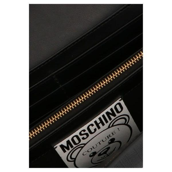 モスキーノ クラッチバッグ レディース バッグ Moschino 'teddy Gladiatore' Bag Black
