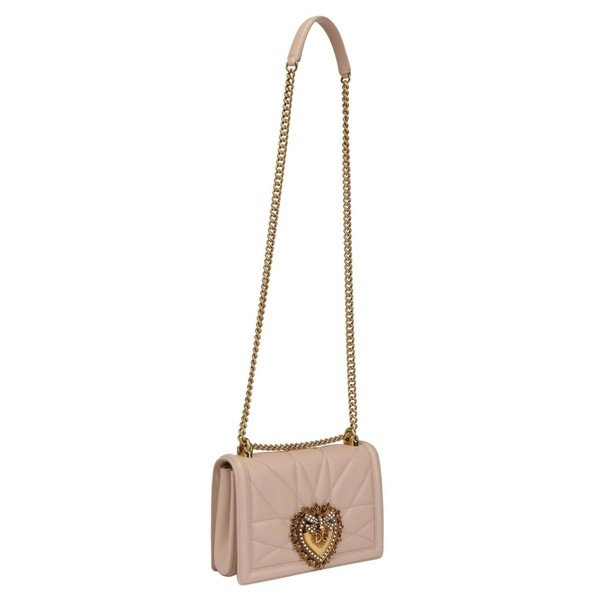 ドルチェ&ガッバーナ ショルダーバッグ レディース バッグ Dolce & Gabbana Mini Shoulder Bag Cipria