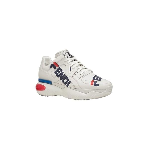 フェンディ スニーカー レディース シューズ Fendi Mania Platform Sneakers FkBicecaipirbberry
