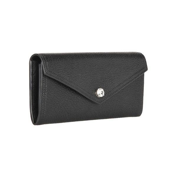 ミュウミュウ 財布 レディース アクセサリー Miu Miu Continental Wallet BLACK