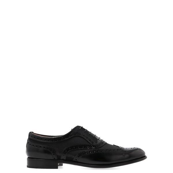 チャーチ オックスフォード レディース シューズ Church's 'burwood' Shoes Black