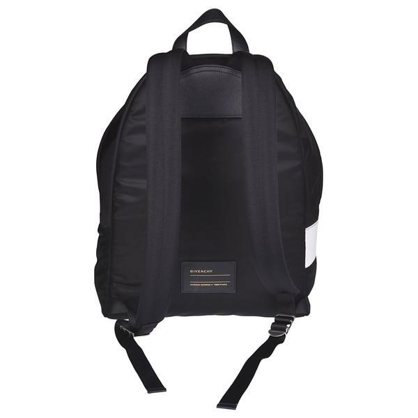 ジバンシー バックパック・リュックサック メンズ バッグ Givenchy Logo Backpack Blackwhite