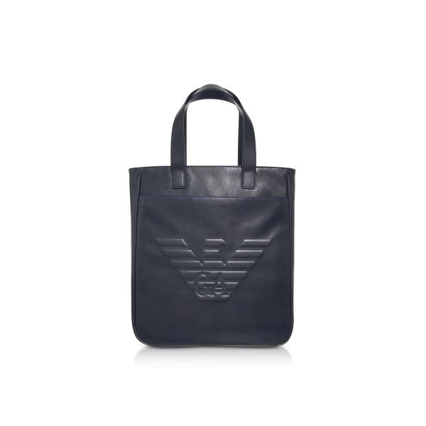 the best attitude fbabb 88f4e エンポリオ アルマーニ トートバッグ メンズ バッグ Emporio Armani Black Eagle Men's Vertical Tote  Bag -