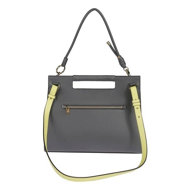 ジバンシー ショルダーバッグ レディース バッグ Givenchy Whip Large Shoulder Bag Stormgrey