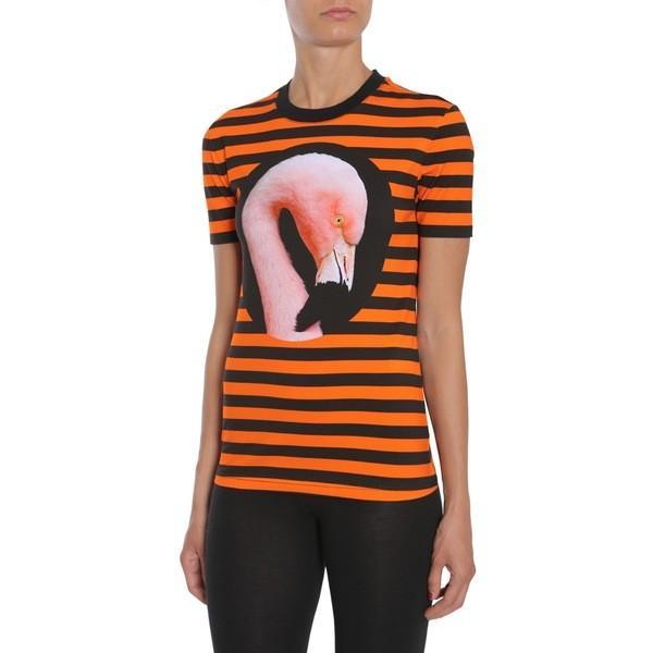 ジバンシー カットソー レディース トップス Givenchy Striped T-shirt MULTICOLOR
