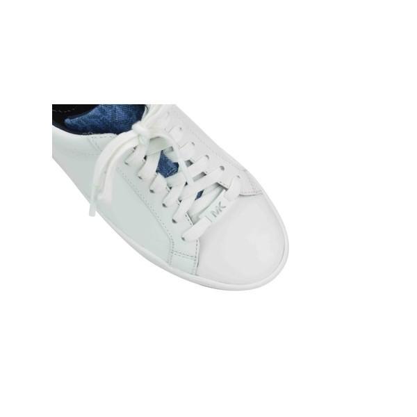 マイケルコース スニーカー レディース シューズ Michael Kors Irving Sneakers White