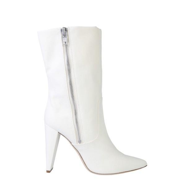 フィロソフィーデロレンゾセラフィーニ ブーツ&レインブーツ レディース シューズ Philosophy di Lorenzo Serafini Pointed Boots BIANCO