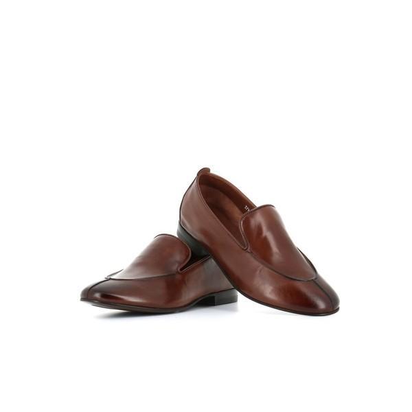 """ヘンダーソン・ブラッコ パンプス レディース シューズ Henderson Loafer """"do36.2"""" Brown"""