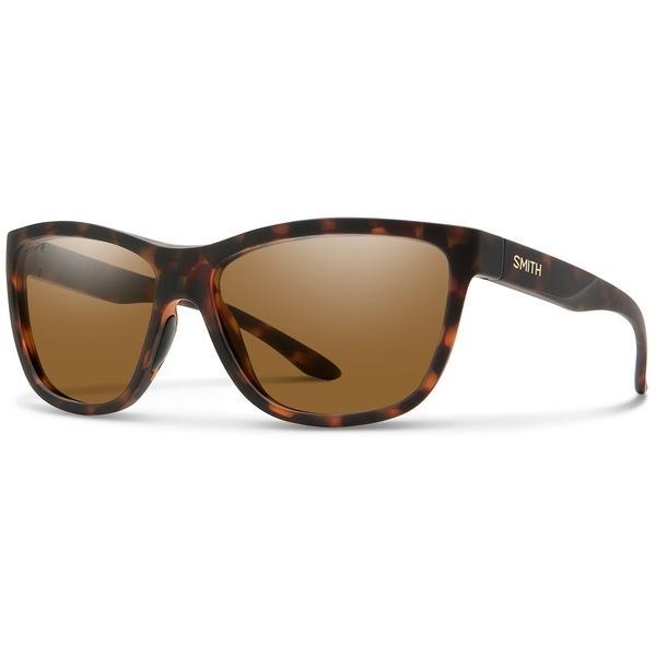 スミス レディース サングラス&アイウェア アクセサリー Smith Eclipse Sunglasses - Women's Matte Havana/ChromaPop Polarized Brown