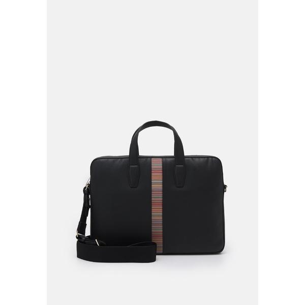 ポールスミス ビジネス系 メンズ バッグ BAG SLIM UNISEX - Briefcase - black
