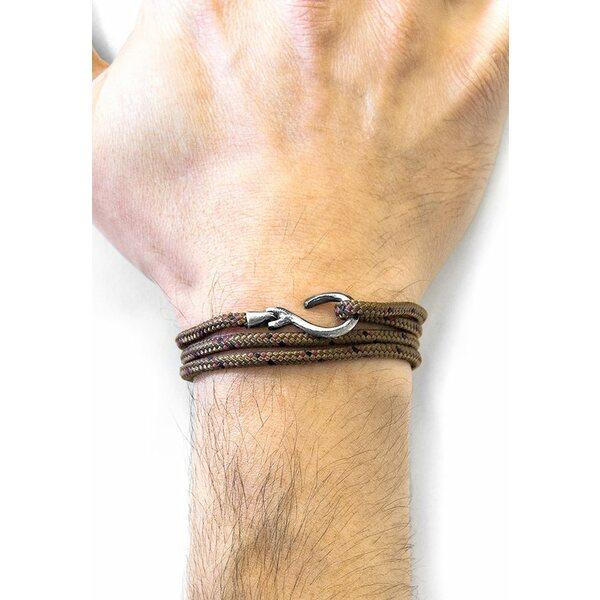 アンカーアンドクリュー ブレスレット・バングル・アンクレット メンズ アクセサリー Bracelet - brown