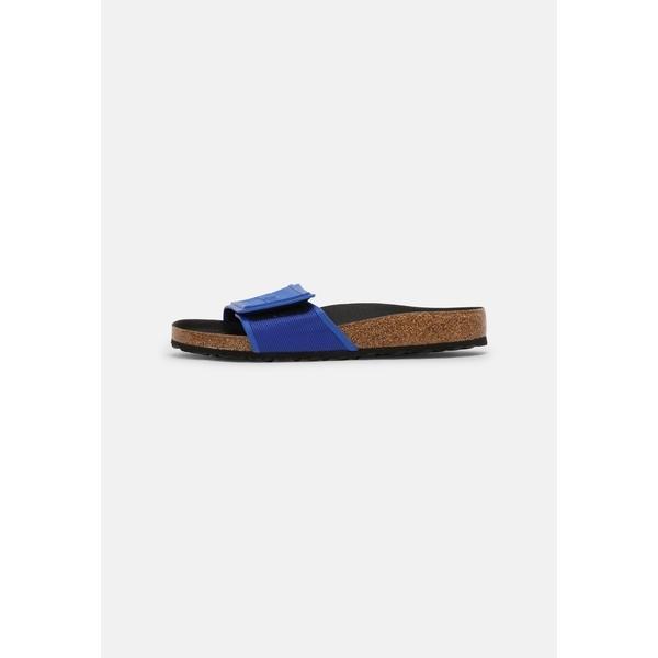 ビルケンシュトック サンダル メンズ シューズ TEMA UNISEX - Slippers - ultra blue
