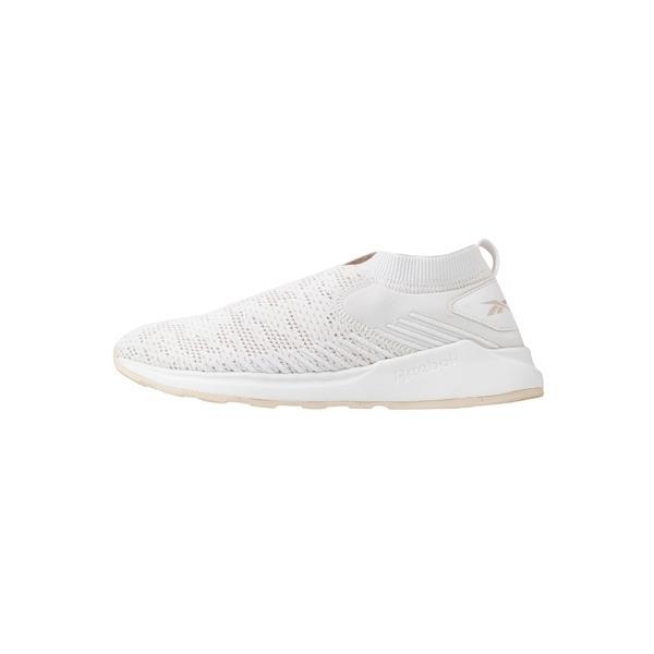 リーボック シューズ レディース ランニング EVER ROAD DMX SLIP ON 2 - Neutral running shoes - white/stucco