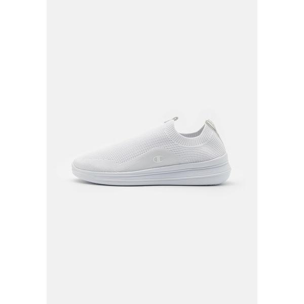 チャンピオン シューズ レディース ランニング NYAME - Neutral running shoes - white