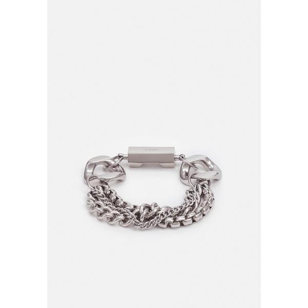 ヴィタリー ブレスレット・バングル・アンクレット メンズ アクセサリー ADAPTOR UNISEX - Bracelet - silver-coloured