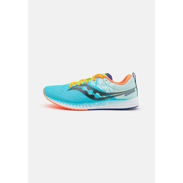 サッカニー シューズ メンズ ランニング FASTWITCH 9 - Competition running shoes - future blue