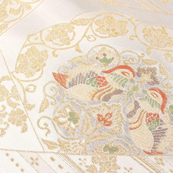 【お仕立て上がり】礼装用 伝統文様袋帯 pt3292
