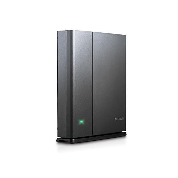 【新品】エレコム 無線LANルーター親機/11ac.n.a.g.b/1300+450Mbps/有線Giga/IPv6対応【在庫限り】 asumira