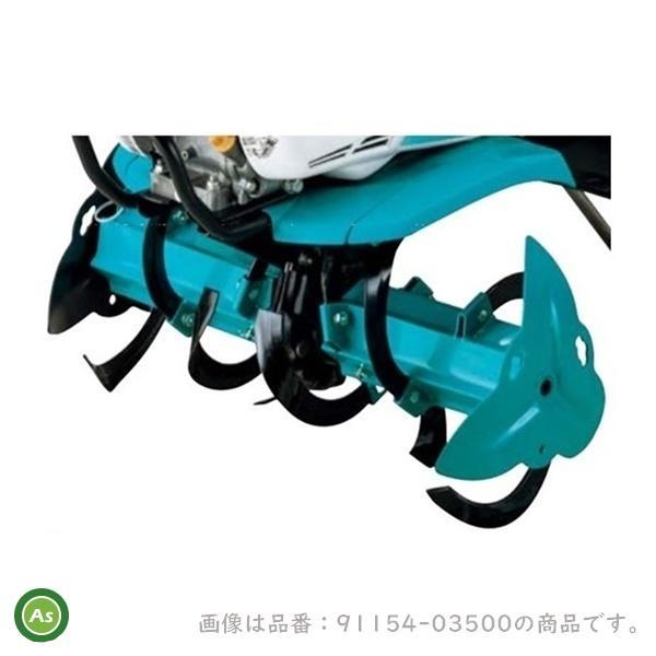 クボタ管理機 アタッチメント TMA350,300用 楽ラク耕うんロータDX(A600) 宮丸アタッチメント (91154-03300)