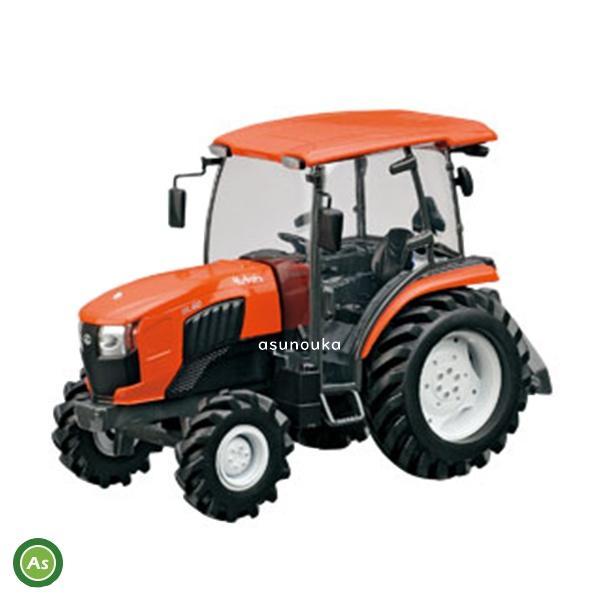 クボタトラクタースラッガーSL60(タイヤ)ミニチュアミニカー模型農業機械