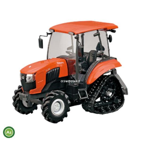 クボタトラクタースラッガーSL60パワクロミニチュアミニカー模型農業機械