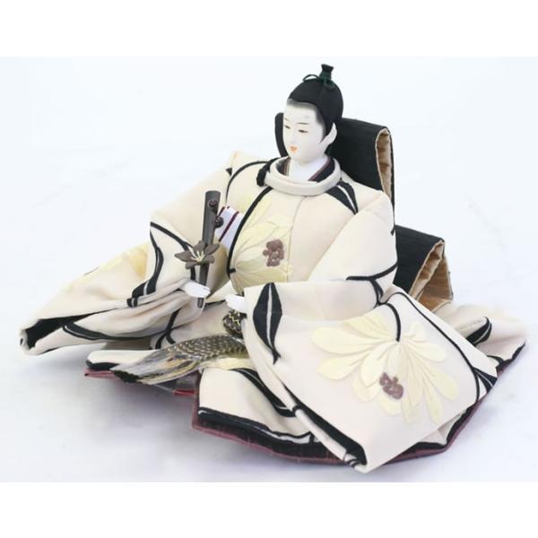 雛人形 ひな人形 雛 平飾り 親王飾り 藤匠作 Largo ラルゴ goto-largo|asutsuku-ningyoya|05
