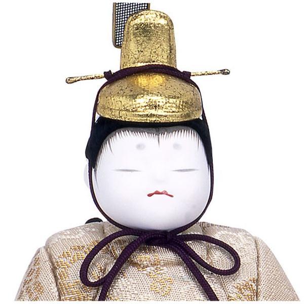 雛人形 ひな人形 雛 幸一光 五段飾り 十五人飾り 木目込み人形 江戸木目込人形 小桜雛 h243-mi-ko-kozakura15|asutsuku-ningyoya|03