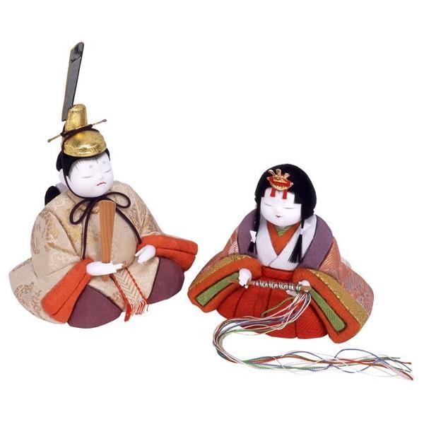 雛人形 ひな人形 雛 幸一光 五段飾り 十五人飾り 木目込み人形 江戸木目込人形 小桜雛 h243-mi-ko-kozakura15|asutsuku-ningyoya|05