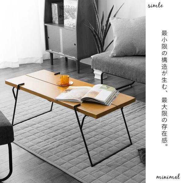 ウォルカ コーヒーテーブル ウォルカ  ウォールナット 天然無垢材 木製 コーヒーテーブル センターテーブル 楕円 北欧 新生活 送料無料|at-emoor|02