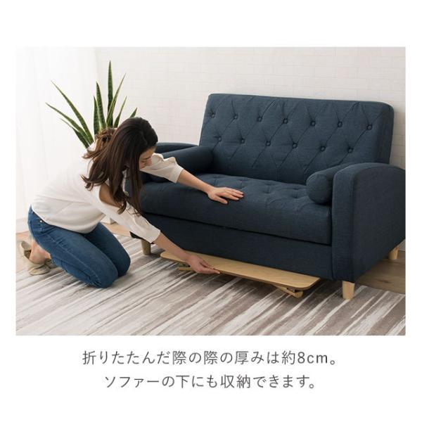 折りたたみテーブル テーブル 小ぶりの折りたたみテーブル Sサイズ 長方形 ウォルカ ウォールナット アッシュ ウォルナット 木製 天然木 突き板 ローテーブル|at-emoor|09
