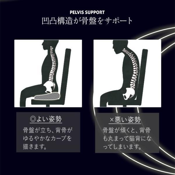 クッション 座布団 シート チェアパッド ウレタン 約40×45cm 7.5cm厚  おしゃれ 人気 デスクワーク 姿勢 矯正 腰痛対策 シンプル 無地 送料無料 エムール|at-emoor|05