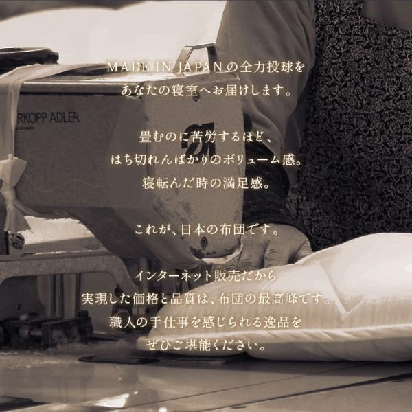 敷き布団 シングル 日本製 防虫 抗菌防臭 ロココ 軽量敷き布団 敷布団 敷きふとん 敷きぶとん 布団 ふとん 防虫 抗菌防臭 新生活|at-emoor|04