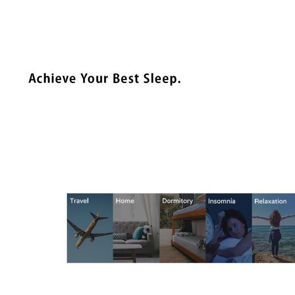 スマートフォン SleepDot スマホ 測定器 測定 睡眠 寝具 眠り 快眠 安眠 音楽 アラーム 目覚まし リラックス スリープギア エムール|at-emoor|10