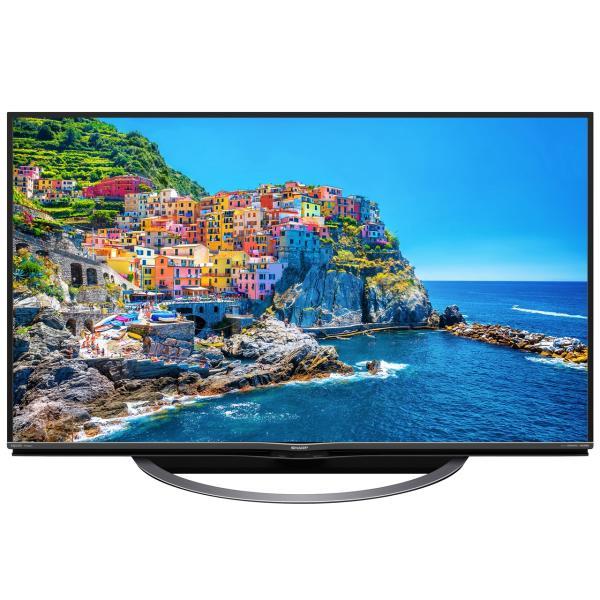 シャープ 50V型 4K対応液晶テレビ AQUOS(アクオス)(android tv)(4Kチューナー別売) 4T-C50AJ1の画像