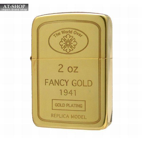 ジッポー ZIPPO ライター 1941インゴット ゴールド 金 アドミラル産業 ad-62880198