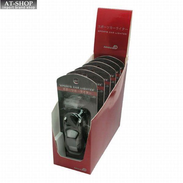 スポーツカー ターボライター 70810000 ガス注入式ライター アドミラル産業 おもしろライター (お得まとめ買い 6個セット)