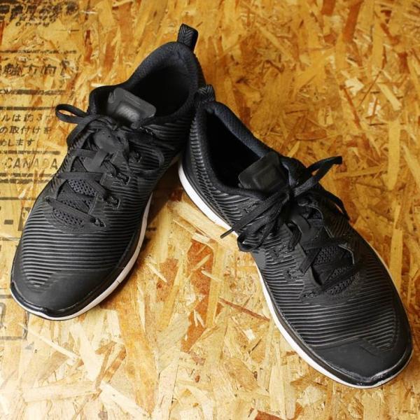 Nike Free Train Versatility Traning ナイキ トレーニング ランニングシューズ スニーカー シューズ 28cm ブラック 中古 ataco-garage
