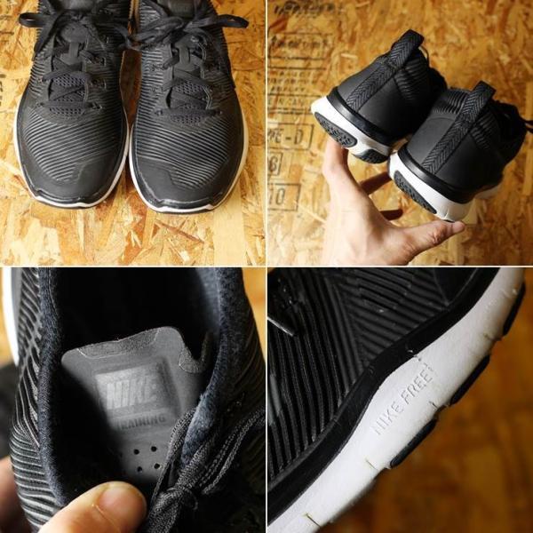 Nike Free Train Versatility Traning ナイキ トレーニング ランニングシューズ スニーカー シューズ 28cm ブラック 中古 ataco-garage 02