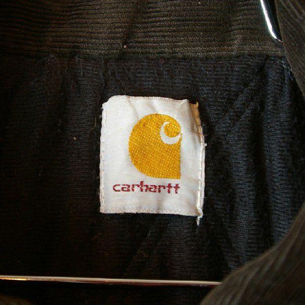 Carhartt USA古着ネイティブ柄ダックワークジャケットコットンブルゾン ジャンパーカーハート|ataco-garage|02