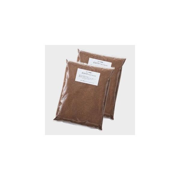 自然にカエル交換用エコパワーチップ8W 8L×2袋 | エコクリーン 生ゴミ 生ごみ 処理 送料無料