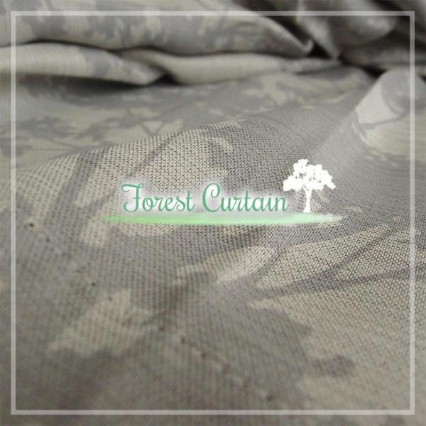 カーテン 遮光 ボタニカル 巾151-200/丈136-200 ナチュラル リーフ 森 オーダーカーテン 1枚 フォレスト|atcurtain|05
