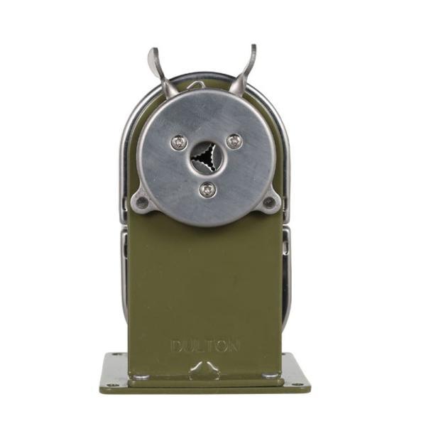 鉛筆削り 手動 ペンシルシャープナー ダルトン SHARPENER 117-331 レトロ インダストリアル アメリカンヴィンテージ調|atease|14
