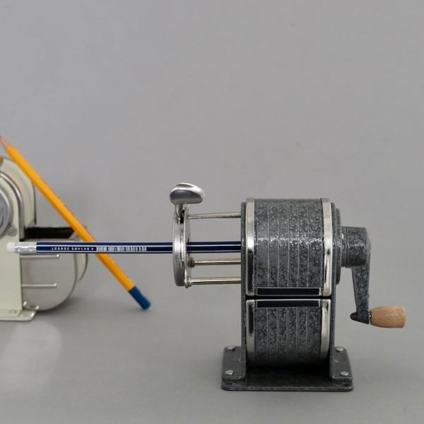 鉛筆削り 手動 ペンシルシャープナー ダルトン SHARPENER 117-331 レトロ インダストリアル アメリカンヴィンテージ調|atease|16
