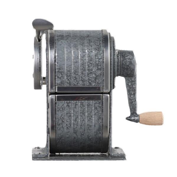 鉛筆削り 手動 ペンシルシャープナー ダルトン SHARPENER 117-331 レトロ インダストリアル アメリカンヴィンテージ調|atease|06